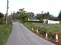 Country road at Clooncose - geograph.org.uk - 1310789.jpg