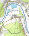Courtemont-Varennes OSM 02.png