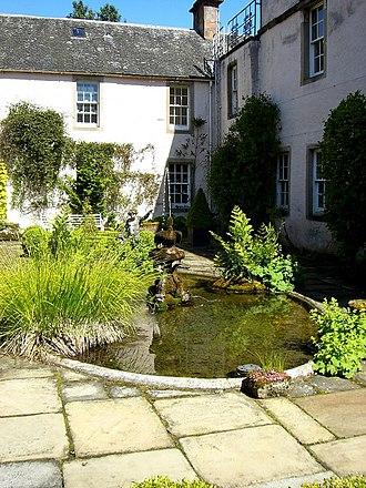 Novar House - Courtyard at Novar House
