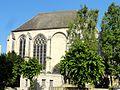 Creil (60), église Saint-Médard, vue depuis l'ouest 2.jpg