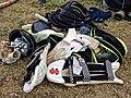 Cricket kit at Highgate Cricket Club, Crouch End, London 01.jpg