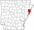 Crittenden County Arkansas.png