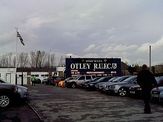 Otley R.U.F.C. - Cross Green, Otley's home ground.