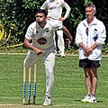 Crouch End CC v North London CC at Crouch End, Haringey London 21.jpg