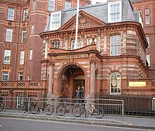 Cruciform Building, University College London - 200403.jpg