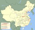 Csengcsou–Hszian nagysebességű vasútvonal.PNG