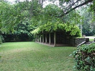 Curtis Hall Arboretum - Image: Curtis Hall III