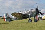 Curtiss Hawk 75A-1 'No82 X-8' (G-CCVH) (44641511055).jpg