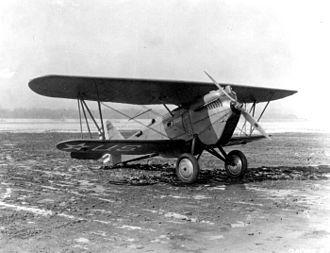 Curtiss P-1 Hawk - P-1B Hawk