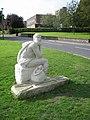 Cuthmann of Steyning statue.jpg