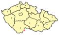 Czech city Ceske Velenice.png