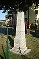 Czechoslovakia memorial in Lučice, Havlíčkův Brod District.jpg