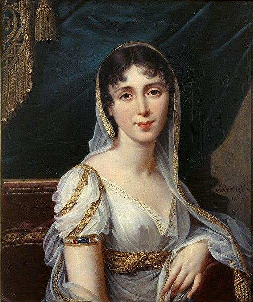 Désirée Clary1807-Robert Lefèvre