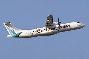 Caribbean Airlines - Caribbean Airlines ATR 72-600