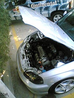 Honda D engine - D16Y8 Engine