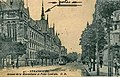 DD 41 - STRASBOURG - Avenue de la Marseillaise et Poste Centrale.JPG