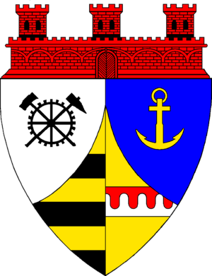 Meiderich - coat of arms of Meiderich