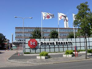 Douwe Egberts - Douwe Egberts building in Utrecht, Netherlands