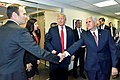 DHS Hosts Hurricane Briefing with President Trump, Vice President Pence, and Hurricane State Governors (36317249142).jpg