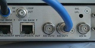 Asynchronous serial interface