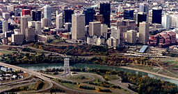 Centrala Edmonton