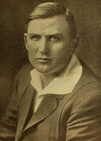 L. D. Clawson - Image: Dal Clawson (1917)