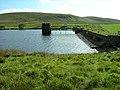 Dam at Lochcraig Reservoir - geograph.org.uk - 246608.jpg