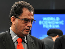 Daniel Jordaan, 2009 World Economic Forum on Africa-2.jpg