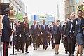 Danish Foreign Minister Jensen Escorts Secretary Kerry as They Walk Into Tivoli Gardens in Copenhagen (27117122683).jpg