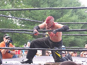 Danny Havoc - Havoc wrestling at CZW Tournament of Death 9