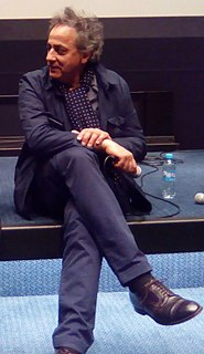 Darius Khondji Iranian-French cinematographer