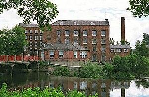 Darley Abbey - Boar's Head Mills