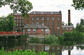 Darley Abbey - Boar's Head Mills