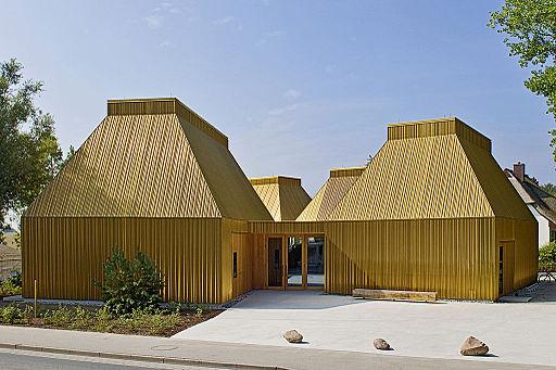 Kunstmuseum Ahrenshoop auf Fischland (Mecklenburg-Vorpommern)