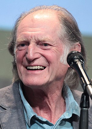 David Bradley (actor) - David Bradley at the 2015 San Diego Comic-Con