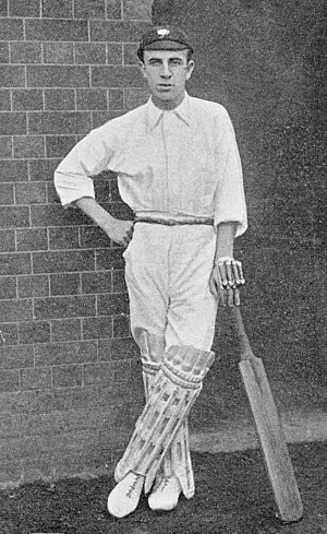 David Denton (cricketer) - David Denton