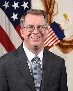 David Norquist U.S. Deputy Secretary of Defense