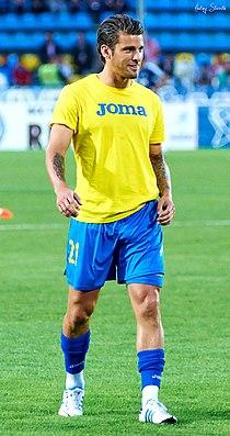 David Michael Bentle 16 09 2012 Rostov on Don stadium Olimp 2.jpg