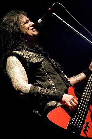 David Vincent - David Vincent performing live in 2009