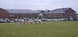 Davidson Day School - Image: Davidson Day School