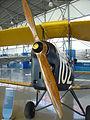 De Havilland Tiger Moth in the Museu do Ar (4418597168).jpg