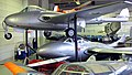 De Havilland Vampire VA-2 and VT-9 Ilmailumuseo 2.JPG