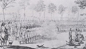 Malet coup of 1812 - Execution of Malet