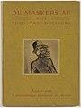 De maskers af! by Theo van Doesburg Centraal Museum K89222, front cover.jpg