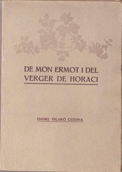 File:De mon ermot i del verger d'Horaci (1918).djvu