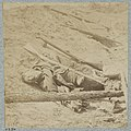 Dead Confederate soldiers in trenches of Fort Mahone in front of Petersburg, Va., April 3, 1865 LCCN2012647829.jpg