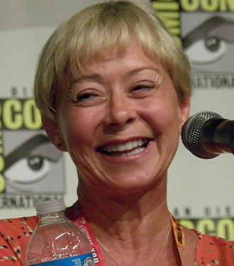 Debi Derryberry - Derryberry at the 2012 San Diego Comic-Con International