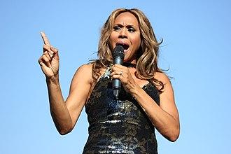 Deborah Cox - Cox performing at the Capital Pride in Washington, D.C. in 2012.