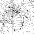 December 2014 Japan bomb cyclones surface analysis.png
