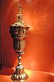 Deckelpokal mit römischem Krieger 1633 - Silberobjekte aus dem Rathaus - Stadtmuseum Rapperswil 2012-12-01 16-17-26 (P7700).jpg